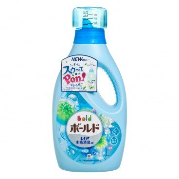 BOLD - Candy Flower Liquid Detergent - 850G