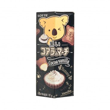 LOTTE - Koalas March cocoa Vanilla - 37G