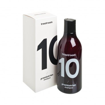 TREATROOM - Premium Ten Shampoo - 230ML