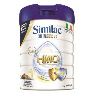 ABBOTT - Similac Hmo Stage 1 - 900G