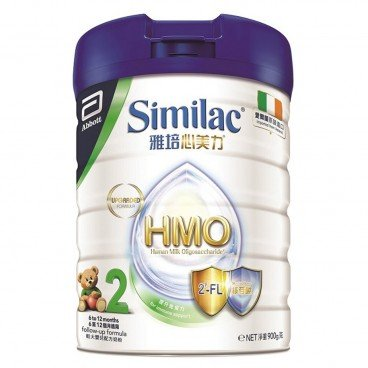 ABBOTT - Similac Hmo Stage 2 - 900G
