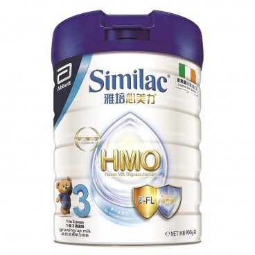 ABBOTT - Similac Hmo Stage 3 - 900G