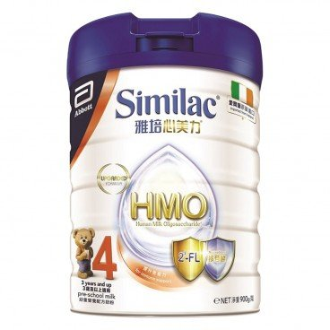 ABBOTT - Similac Hmo Stage 4 - 900G