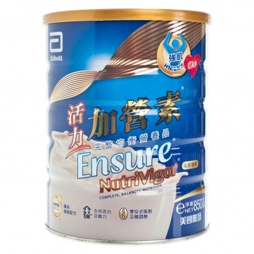 ABBOTT - Ensure Nutrivigor - 850G