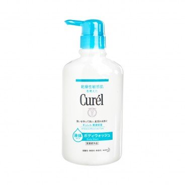 CUREL - Intensive Moisture Care Body Wash - 420ML