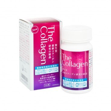 SHISEIDO - The Collagen Tablets - 126'S