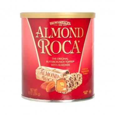 ALMOND ROCA - Buttercrunch Canister - 10OZ