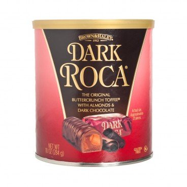ALMOND ROCA - Buttercrunch Canister dark - 10OZ