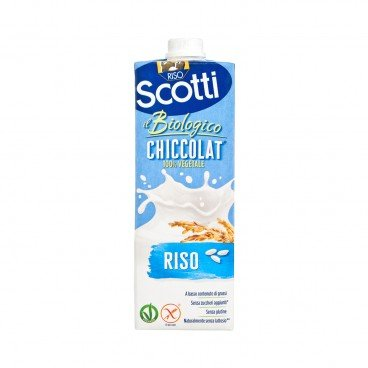 RISO SCOTTI(PARALLEL IMPORT) - Organic Rice Drink Natural - 1L