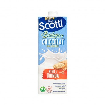 RISO SCOTTI(PARALLEL IMPORT) - Organic Rice Drink With Quinoa - 1L