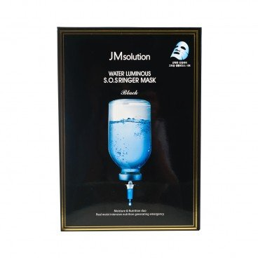 JM SOLUTION - Water Luminous S o s Ringer Mask - 10'S