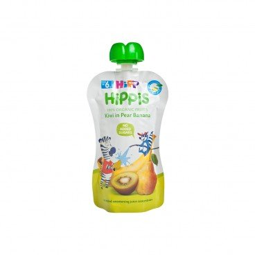 HIPP - Organic Kiwi In Pear banana - 100G