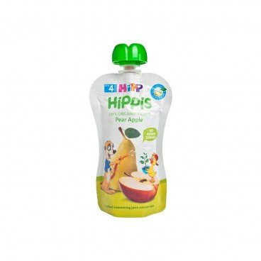 HIPP - Organic Pear Apple - 100G