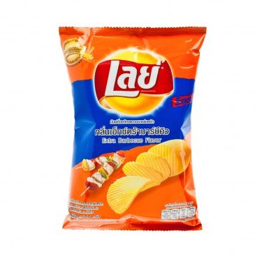 LAY'S - Rock Extra Barbeque - 50G