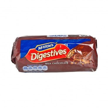 MCVITIE'S(PARALLEL IMPORT) - Milk Chocolate Digestive - 266G