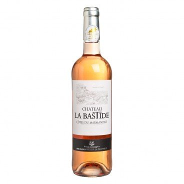 CHATEAU LA BASTIDE - Rose aoc Cotes Du Marmandais - 750ML