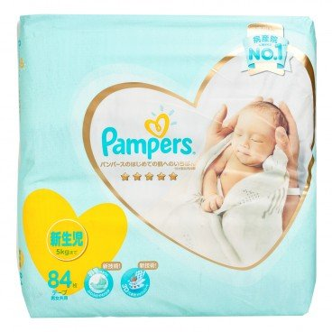PAMPERS幫寶適(PARALLEL IMPORT) - Ichiban New Born - 84'S