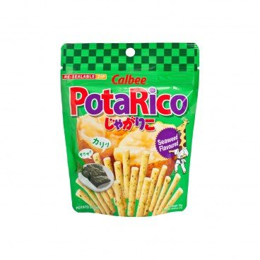 GLICO - Potarico Potato Sticks seaweed - 35G