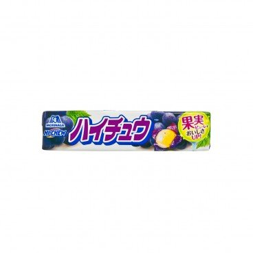 MORINAGA - Hi chew Gummy grapes - 12'S