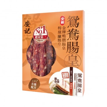ON KEE - Premium Preserved Duck Liver Sausages - 200G