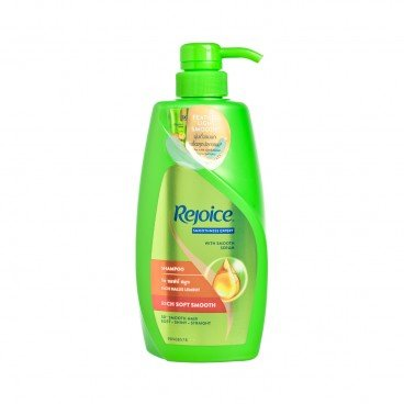 REJOICE(PARALLEL IMPORT) - Rich Shampoo With Smooth Serum - 600ML