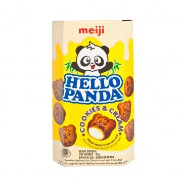 MEIJI - Hellopanda cookies And Cream - 45G