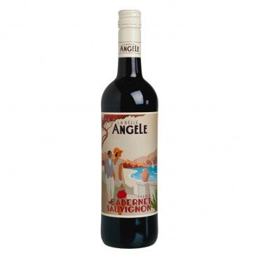 LA BELLE - Angele Cabernet Sauvignon Screw Cap - 750ML