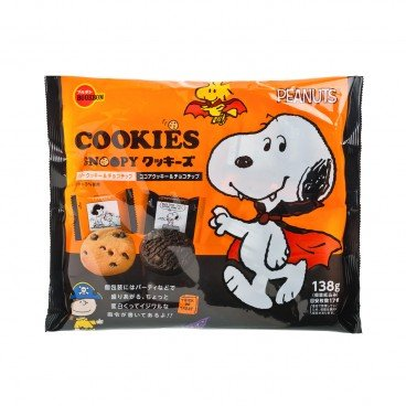 BOURBON - Snoopy Cookie halloween - 138G