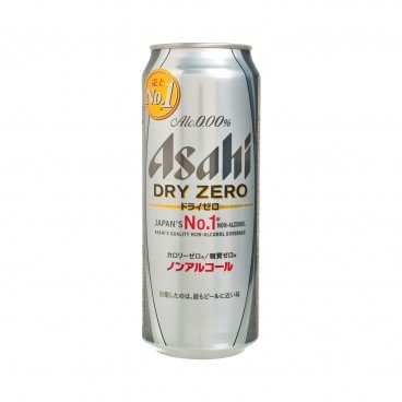 ASAHI - Non Alcoholic Beer King Can - 500ML