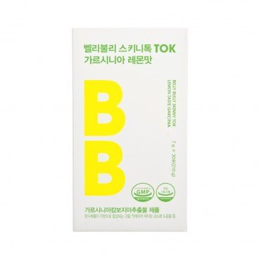 BELLY BULLY - Skinny Tok Lemon Taste - 7GX30