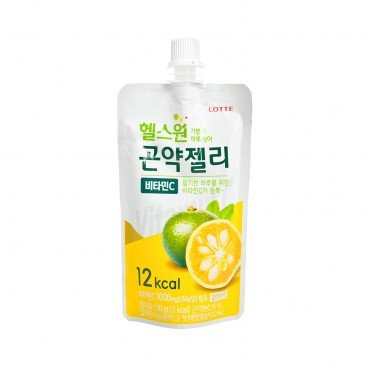 LOTTE - Konjac Jelly Vitamine C - 130G