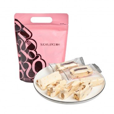 SUGAR & SPICE - French Nougat Plastic Bag Arrival 30 10 2019 - 250G