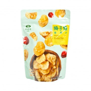 TENREN TEA - Sweet Potato Chips plum Green Tea - PC