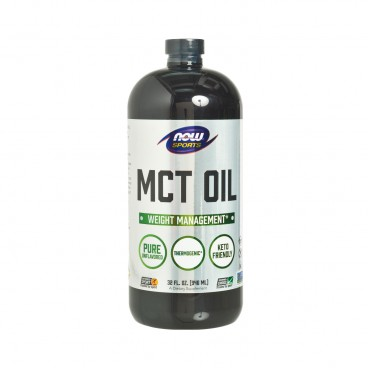 NOW FOODS - Mct Oil Liquid - 946ML