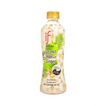 iF - Coconut Water With Ginger - 350ML