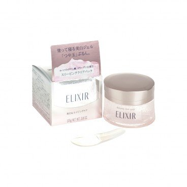 SHISEIDO - Elixir Sleeping Clear Pack - 105G