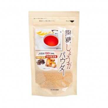 AJIGEN - Brown Sugar With Ginger Powder - 250G