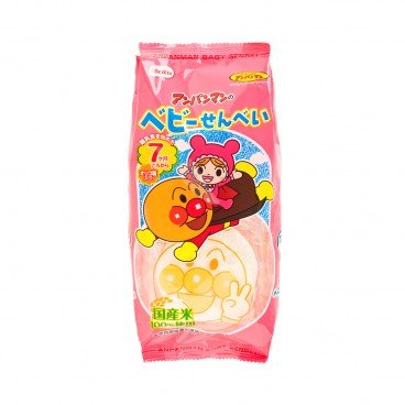 BEFCO - Anpanman Bb Rice Cracker - 14'S