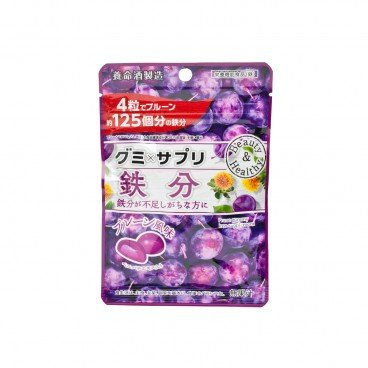 YOMEISHU - Iron Gummy Candy - 48G