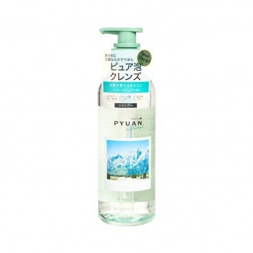 KAO - Merito Pyuan Natural Shampoo - 425ML