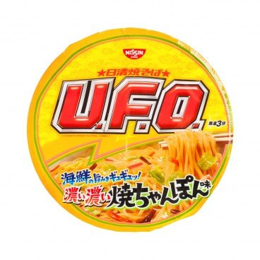 NISSIN - Ufo Original Taste Fried Noodles - 1'S