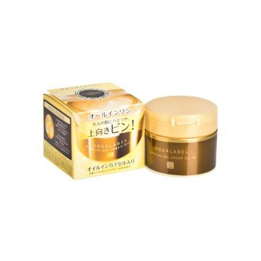 SHISEIDO - Aqualabal Special Gel Cream A Oil In - 90G