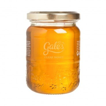 GALES - Clear Squeezy Honey - 300G
