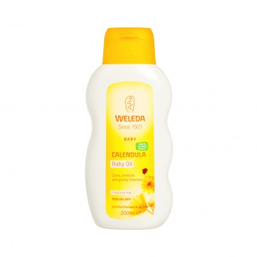 WELEDA - Calendula Baby Oil - 200ML