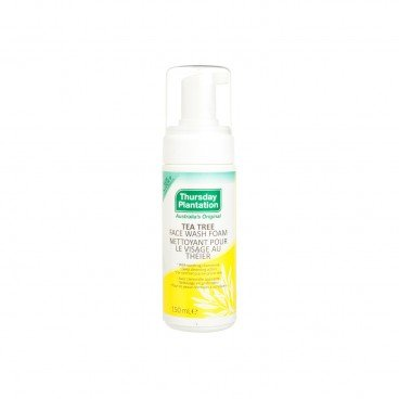 THURSDAY PLANTATION - Tea Tree Daily Face Wash Foam - 150ML
