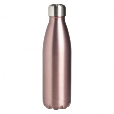 LIVING GOODS - Stainless Steel Insulated Bottle Rose Gold 500 ml - PC