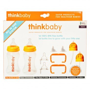 THINKBABY - All In One Bottle System Set - 1 SET