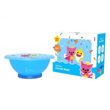 PINKFONG - Baby Shark Cereal Bowl Blue - PC