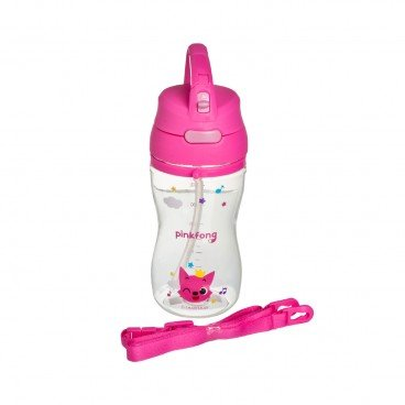 PINKFONG - Baby Shark Water Bottle Pink - PC