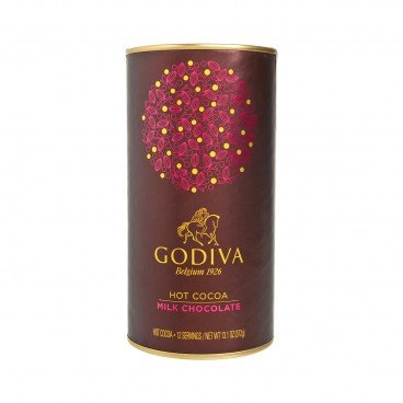 GODIVA - Milk Chocolate Cocoa Powder Arrival 12 12 2019 - 371G